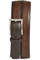 Magnanni Men's 'Wellingstamp' Belt