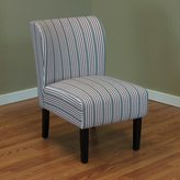 Monsoon Sauzon Striped Upholstered Chair