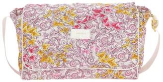 Versace Barocco Edera Print Changing Bag