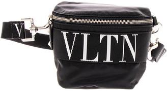Valentino Vltn Nylon Belt Bag