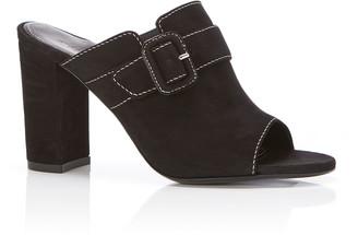 suede bottom sandals