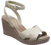 Crocs Leigh II Ankle Strap Wedge (Women's)