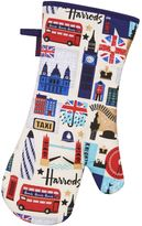 Harrods London Icons Oven Glove