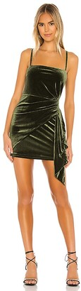 Majorelle Asbury Mini Dress