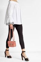 Alexander McQueen Leather Shoulder Bag