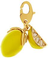 Kate Spade Lemon charm