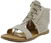 Lucky Brand Baari Women US 9 Gray Gladiator Sandal