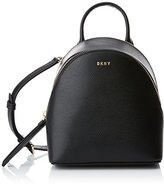 DKNY Mini Backpack, Women's Backpack Handbag, Negro (), 10.16x20.32x18 cm (W x H L)