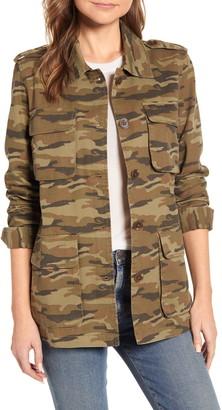 Caslon Cotton Utility Jacket
