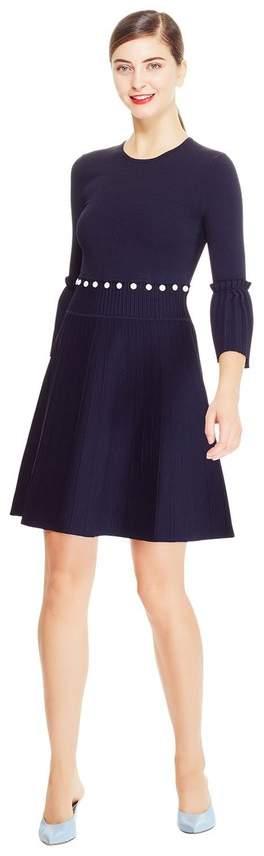 c72e240b3e Lela Rose Pleated Dresses - ShopStyle