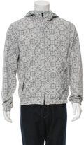 Woolrich Printed Windbreaker Jacket w/ Tags