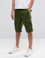 Vans Tremain Shorts In Green Vs9w9i8