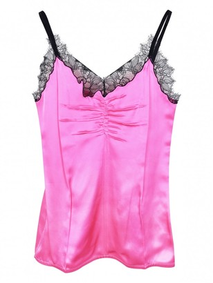 Helmut Lang Pink Top for Women