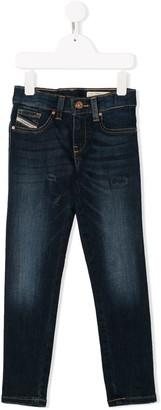 Diesel Super Slim Jeans