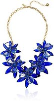 """Kate Spade Statement Blue/Multi-Colored Necklace, 2+ 3"""" Extender2"""""""