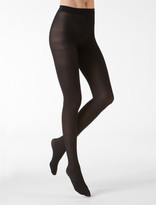 2 Pack Textured Opaque Tights