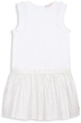 Lili Gaufrette Little Girl's Ruffle Lace Dress