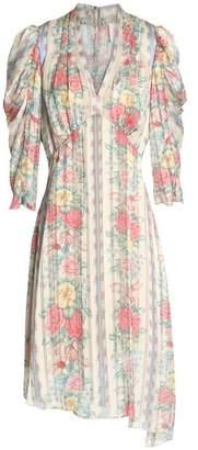 Anna Sui Knee-length dress