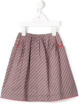 Caramel Celtuce skirt - kids - Cotton - 3 yrs