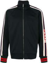 Gucci Technical GG Web jacket