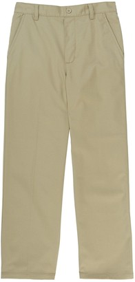 Boys 4-20 & Husky French Toast School Uniform Relaxed-Fit Pull-On Twill Pants
