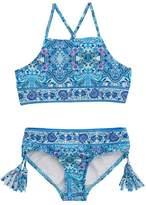 Seafolly Girls Gypsy Dream Crop Set