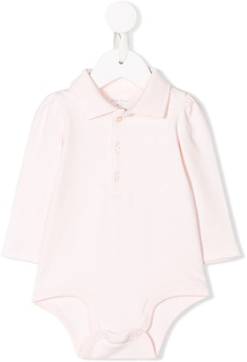 Ralph Lauren Kids Long Sleeved Polo Body