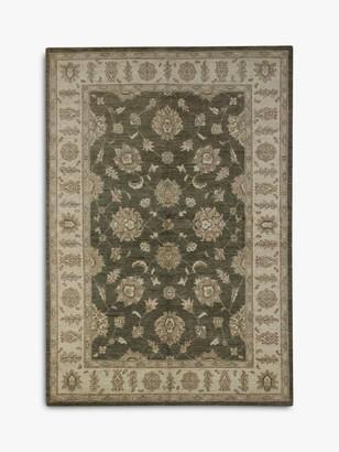 Gooch Oriental Zeigler Rug, Nearly Black, L248 x W170 cm