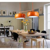 lanmei Ceiling Light lanmei Pendant Lights 2 Light Fashion Painting Metal Acrylic