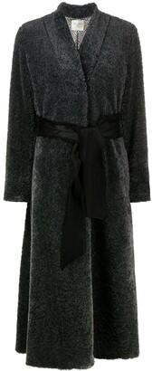 Forte Forte Tie-Waist Robe Coat