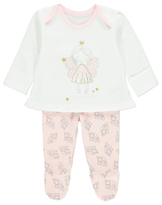 George Fairy Print Pyjamas