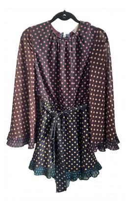 Zimmermann Multicolour Polyester Jumpsuits