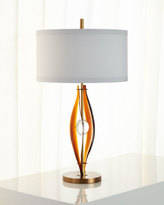 John-Richard Collection Art Glass Table Lamp