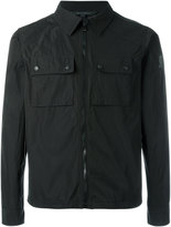 Belstaff zipped shirt jacket - men - Polyester - S