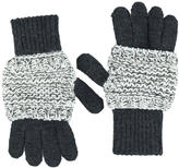 Ikks Knit gloves and mittens