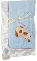 Bunnies by the Bay Chasing Dreams Blanket, Blue
