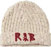 Scotch & Soda Embroidered Beanie