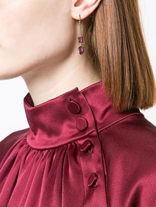 Irene Neuwirth teardrop embellished earring