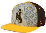 Top of the World Wyoming Cowboys Reflector Snapback Cap