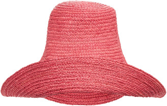 Jacquemus Le Chapeau Valensole Small Raffia Hat