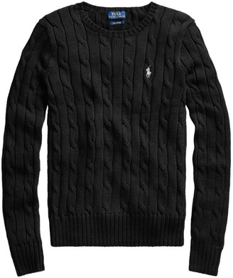 Polo Ralph Lauren Julianna Classic Cable Knit Sweater