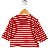 Petit Bateau Girls' Striped Nautica Top