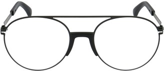 Mykita Lemon Round Frame Glasses
