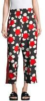 Marc Jacobs Cropped Daisy Trackpants