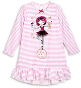 Petit Lem Circus Queen Long Sleeves Nightgown