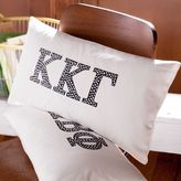PBteen Greek Canvas Pillow Cover