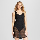 Merona Women's Crochet Tank Cover-Up Dress