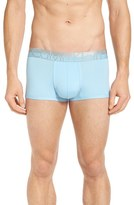 Calvin Klein 'Magnetic Force' Microfiber Low Rise Trunks