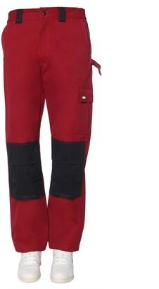 MSGM Patch Detail Track Pants