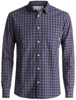 Quiksilver Everyday Check Long-Sleeve Button-Down Shirt - Men's